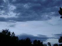 overlit cloudscape by Gary Burkhardt