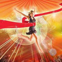 Girl Dancing by intan wong