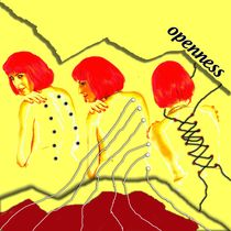opennes  by Lila  Benharush