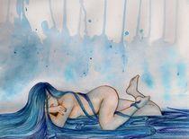 Sleepy Tears von Nadia Hussein