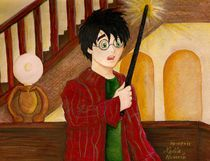 Harry Potter by Nadia Hussein