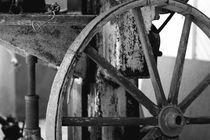 Wagon Wheel by Carolyn Cochran