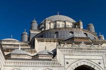 Bayezid II Mosque by Evren Kalinbacak