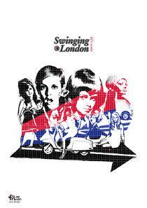 Swinging London von Iván Fernández