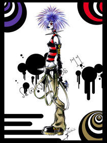 Punk by ms