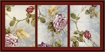 Rose Idyll by Inge Meldgaard