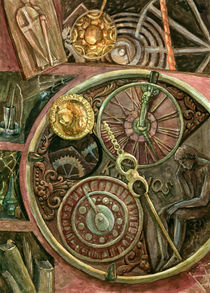 Old Clocks von Olga Sabo