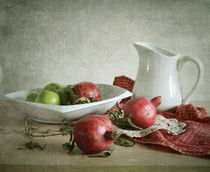 Pomegranate by Inna Merkish