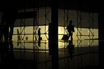 Barcelona airport by Ivan Raga
