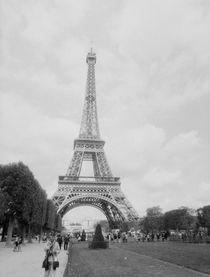 Eiffel tower von mvg foto