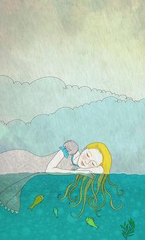 We'll sleep on water by Gyöngyi Balogh