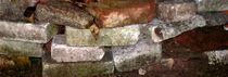 alte Steine, Mauer von Simone Cuambe