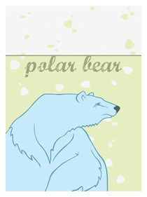 a polar bear by dafni-kangilieri
