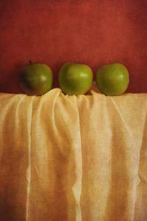 trois pommes von Priska  Wettstein