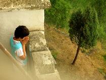 Praying child von Andrea Liuzza