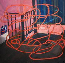 Night (staircase) von Christina Barrera