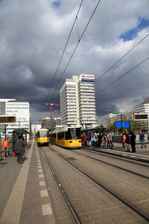 Straßenbahn Berlin - Berlin tram - le tramway de Berlin - Berlin sporvogn von Falko Follert