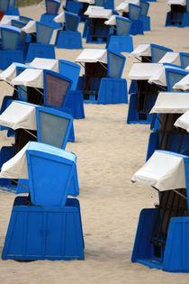 Strandkorb Deutschland von Falko Follert