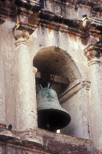 San Miguel Church Bell von John Mitchell