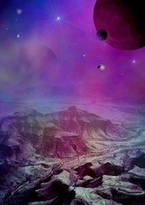 Fremde Sterne von Eckhard Röder