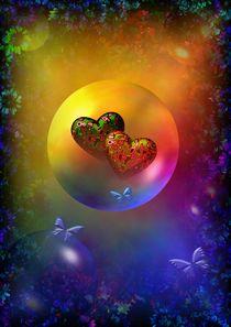 Die Farben der Liebe von Eckhard Röder