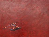 The Javelin Throw by betirri