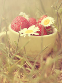 Summer cup I von Yevgeniya Prorvina