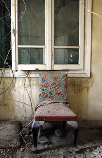 Whore Chair by ANTIGONI CHRYSSANTHOPOULOU - inogitna