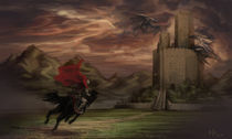 "Dragon Attack by Manuel ""lolo"" Guzman"