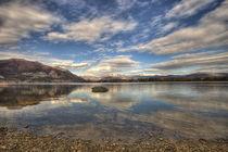 Pusiano Lake HDR von Federico Zimbaldi