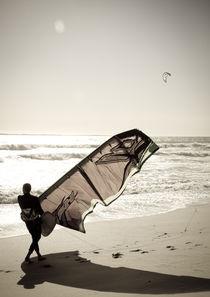 Kite Walker von Steven Le Roux