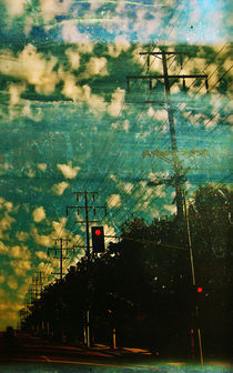 ELECTRIC POLE by SANDRINE GOMEZ
