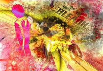 Colourful explosion - Ichigo Kurosaki von balrond
