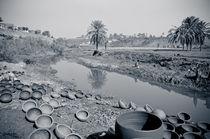 Fayoum Village by Mohamed Abdel Wahab Ali