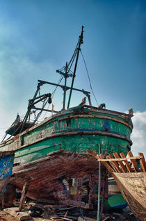 The Old Ship by Mohamed Abdel Wahab Ali