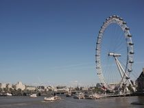 London Eye von Vanessa Kerr