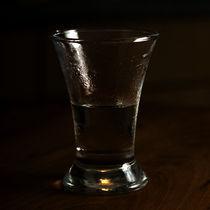 Schnapsglas mit Eisbrecher von Max Nemo Mertens