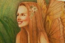 Faerie Smiling by tylee vavra