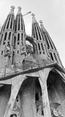 Sagrada Familia by Timo van der Zanden