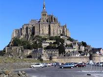 Le Mont-Saint-Michel by sonaeo