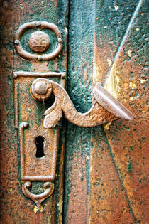 Old handle