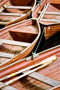 Row Boats by Philip Cozzolino