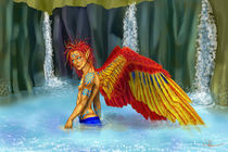 Fire In Water von wolfenmoondaughter