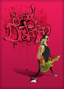 Social Distortion by pahito