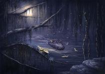 NIGHT OF DREAMERS by Franziska Franke