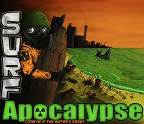 Surf Apocalypse von Scott  Finch
