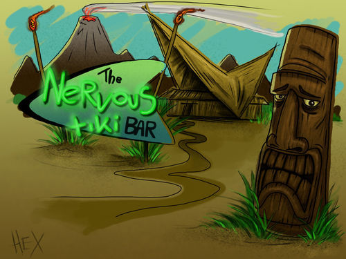 The-nervous-tiki-bar-2-flat