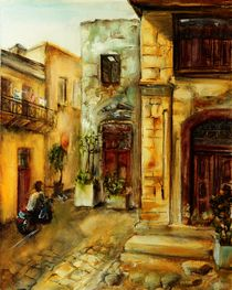 Rethymno. Old town von Natalia Pevzner