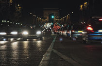 Champs Elysees von Martin Sully