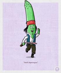 Jack Asparagus von verdura